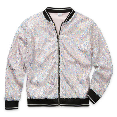 Arizona Midweight Bomber Jacket Preschool / Big Kid Girls