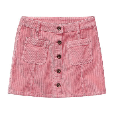 Arizona Girls Midi Denim Skirt