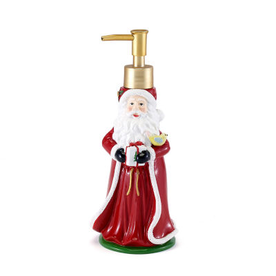 Avanti Spode Christmas Tree Soap/Lotion Dispenser