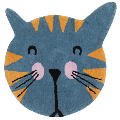 Kitty Bath Rug