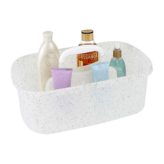 Kennedy International Organic Look Plastic Bath Tote