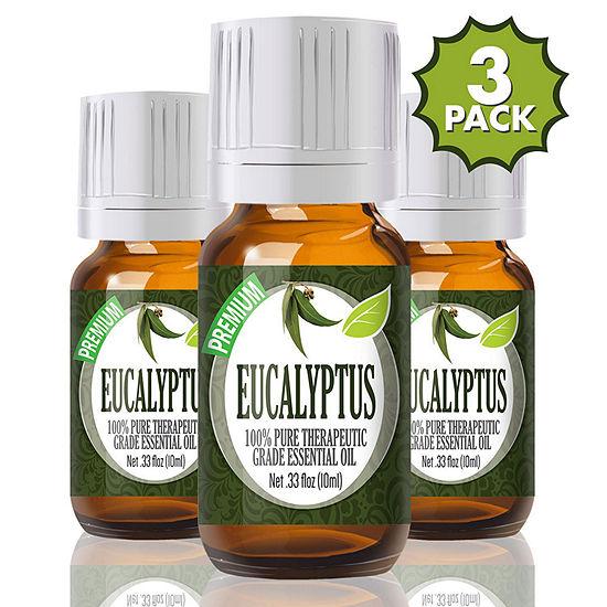 Healing Solutions Eucalyptus Essential Oil
