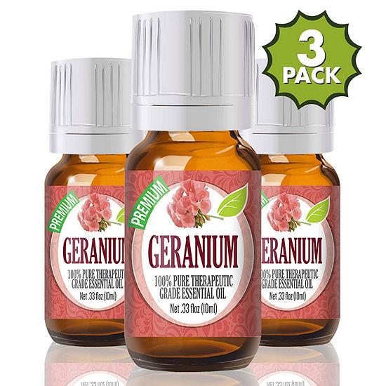 Healing Solutions Geranium Essential Oil