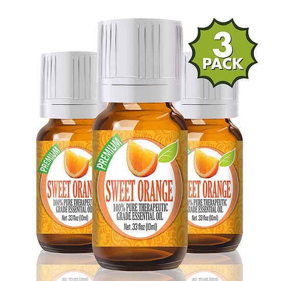 Healing Solutions Orange Essential Oil