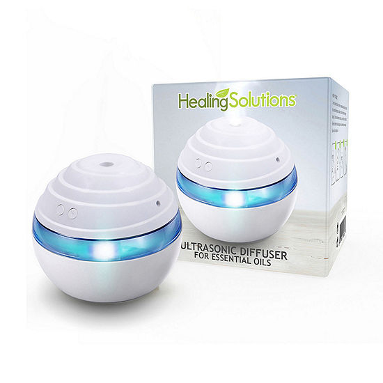 Healing Solutions Small Diffuser for Essential Oil's