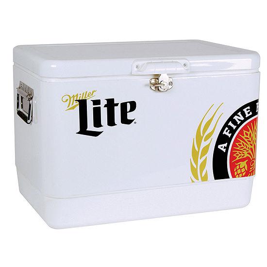 Miller Lite Ice Chest 54-Quart