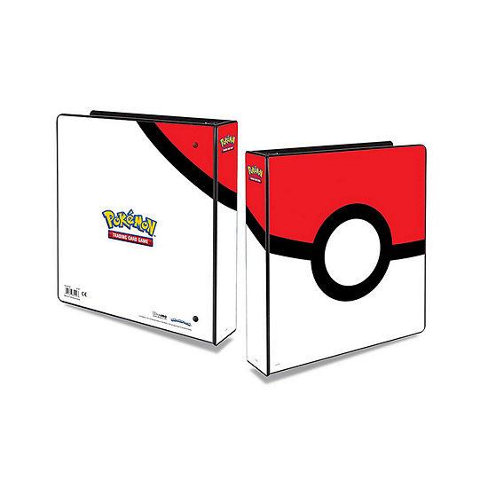 """Pokemon Poke Ball 2"""" 3-Ring Binder"""""""