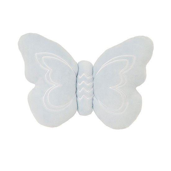 NoJo Plush Pillow - Butterfly
