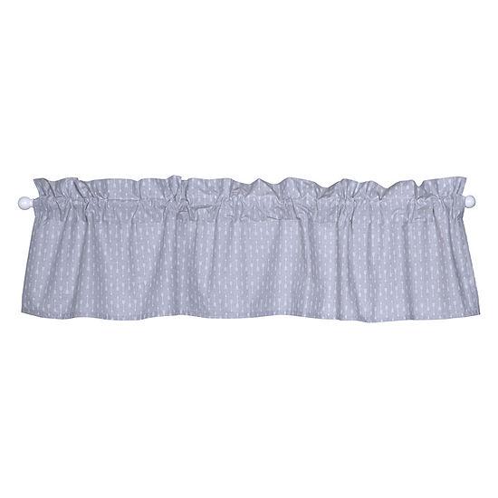 Trend Lab Moose Canoe Rod-Pocket Curtain Panel