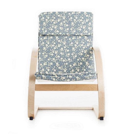 Guidecraft Kids Chair-Natural