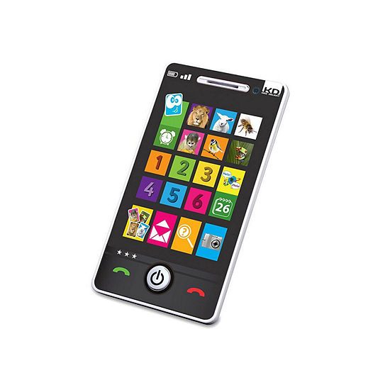 Kidz Delight Smooth Touch Toddler Smart Phone