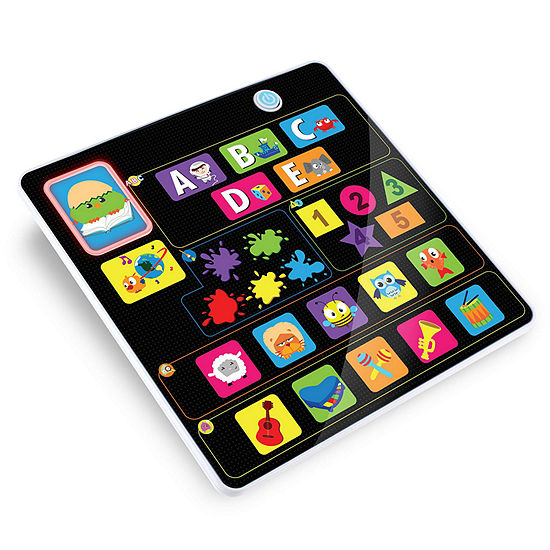 Kidz Delight Smooth Touch Fun N Play Toddler Tablet