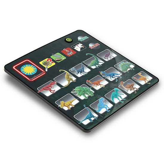 Kidz Delight Smithsonian Kids Dino Learning Tablet