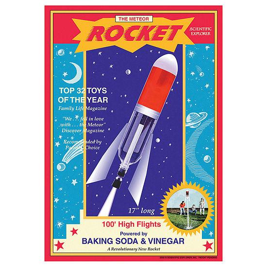 Scientific Explorer Meteor Rocket