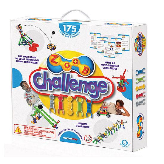 Infinitoy ZOOB Challenge