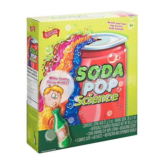 Scientific Explorer Soda Pop Science Kit