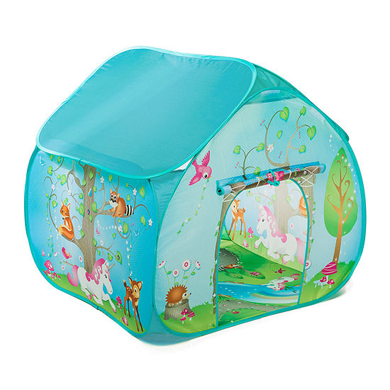 Pop-It-Up Enchanged Forest Play Tent