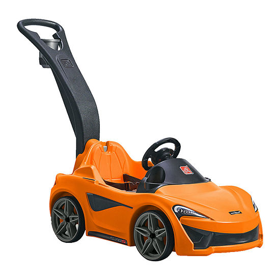 Step2 McLaren 570S Push Sports Car Ride-On