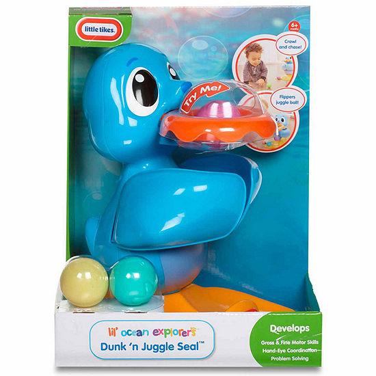 Little Tikes Dunk N Juggle Seal