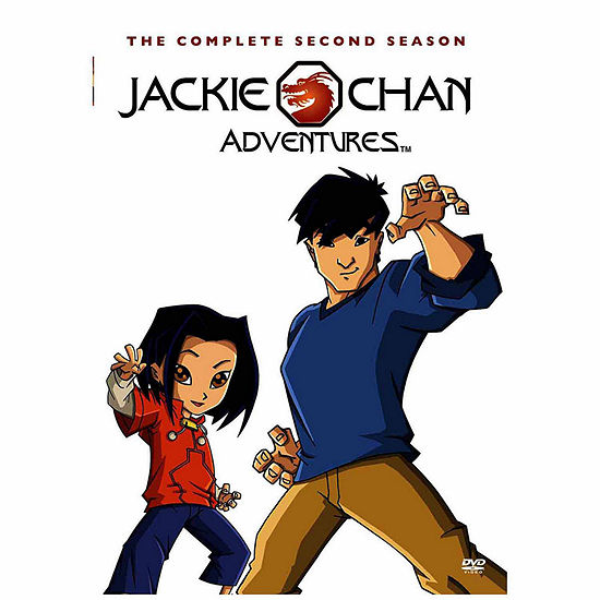 Jackie Chan Adventures: The Complete Second Season - 9 Discs