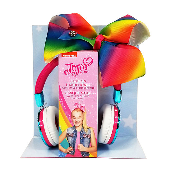 JOJO Siwa Wired Fashion Headphones