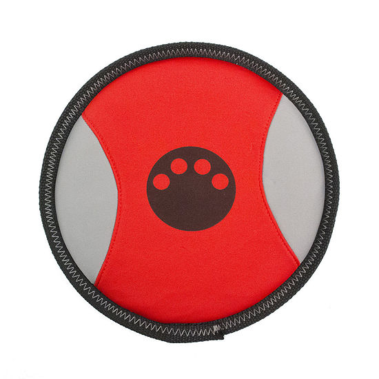 The Pet Life Active-Life Extreme Neoprene Floatation Frisbee Chew-Tough Dog Toy