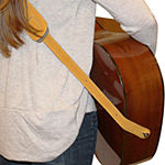 ChromaCast Honey Suede Guitar Strap