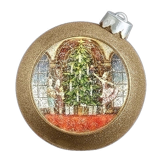 Precious Moments Birds Christmas Ornament