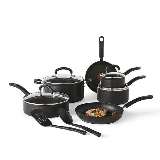 T-Fal Forged Titanium Advanced 12-pc. Cookware Set
