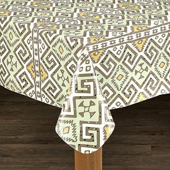 Lintex Linens Aztec Tablecloth