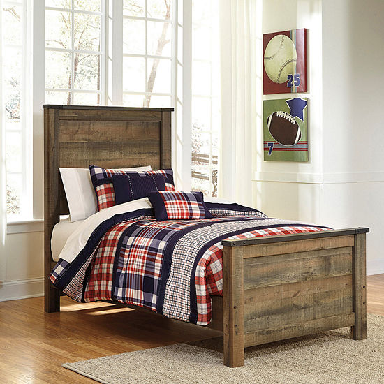 Signature Design by Ashley® Trinell Panel Bed