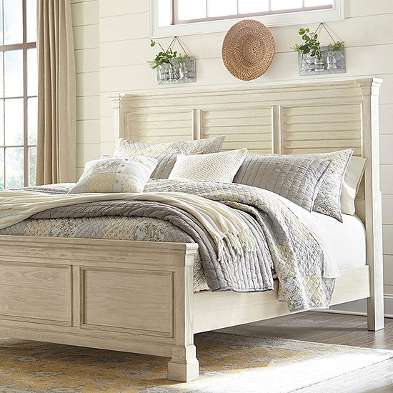 Signature Design by Ashley® Roanoke Louvered Bed