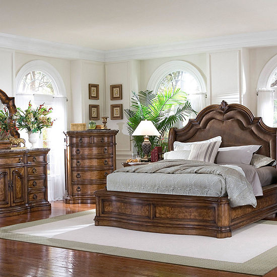 San Mateo Queen Bed