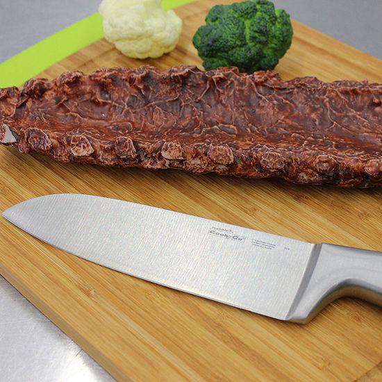 """BergHOFF Geminis 7"""" Santoku Knife Stainless Steel"""