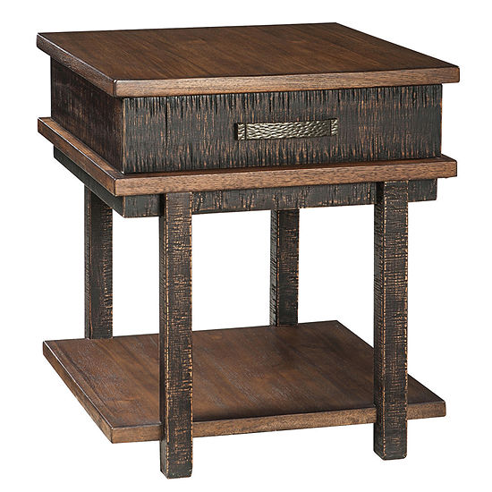 Signature Design by Ashley® Stanah Rectangular End Table