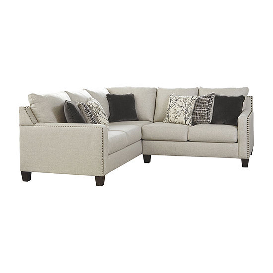 Signature Design By Ashley® Hallenberg 2-Pc Sectional