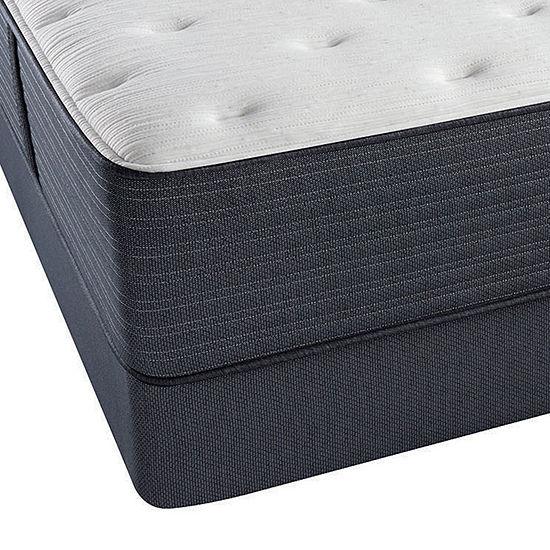Beautyrest Platinum Chambers Bridge Plush Tight-Top Mattress + Box Spring