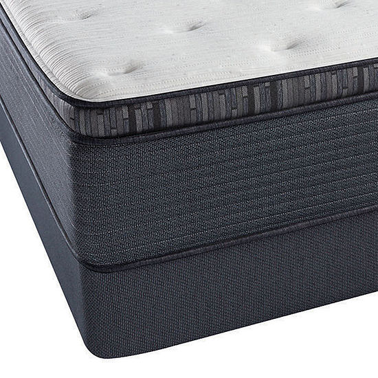 Beautyrest® Platinum® Chambers Bridge Luxury Firm Pillow-Top - Mattress + Box Spring