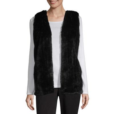 Liz Claiborne Womens Vest