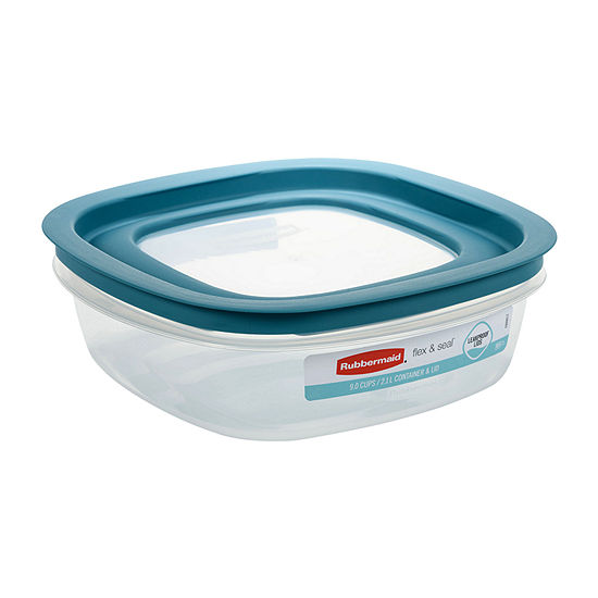 Rubbermaid Flex & Seal 9 Cup Food Storage Container