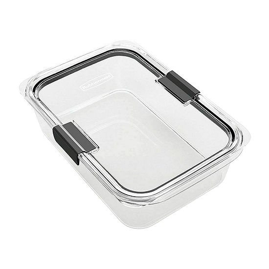 Rubbermaid Brilliance 9.6 cup Food Storage Container