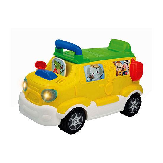 Winfun Learn 'N Ride Safari Truck