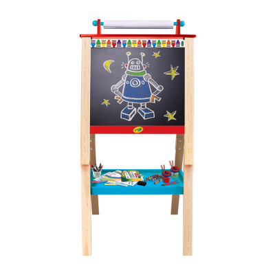 Crayola Double Sided Kids Easel