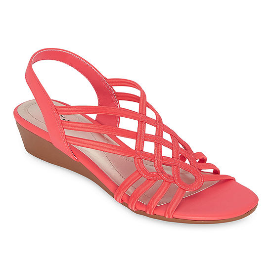 east 5th Womens Reno Wedge Sandals