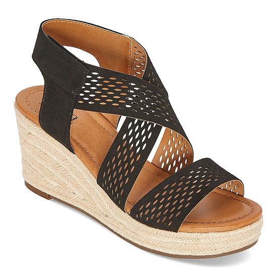 a.n.a Womens Hemus Heeled Sandals