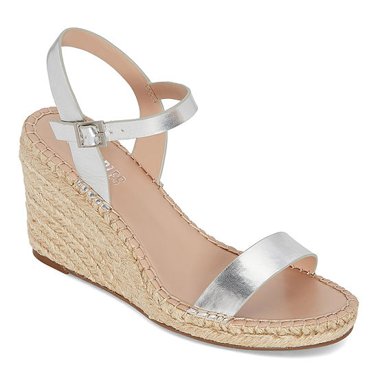 Style Charles Womens Neil Wedge Sandals