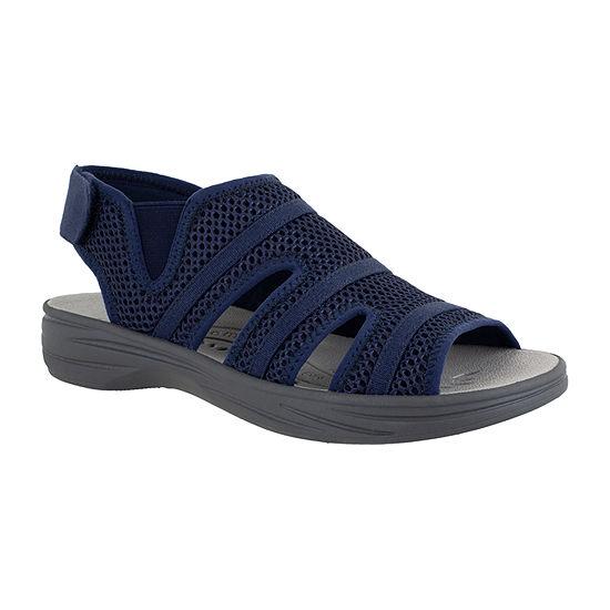 Easy Street Womens Happy Strap Sandals