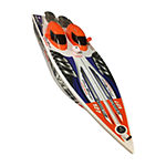 Gb Pacific Pro Racer Rc Boat