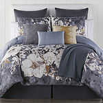 JCPenney Home Rowan 10-pc. Floral Comforter Set