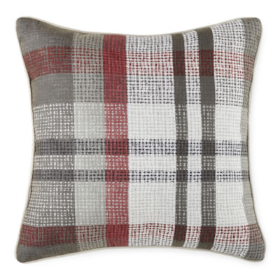 Home Expressions Russell Square Throw Pillow